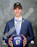 Tyler Hansbrough 2009 NBA Draft #13 Pick