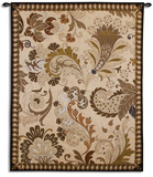 Paisley Applique Wall Tapestry