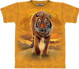 Rising Sun Tiger T-Shirt