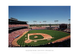 Milwaukee County Stadium Art Print