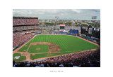 Shea Stadium, New York, 1986 Art Print
