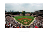 Turner Field, Atlanta Art Print