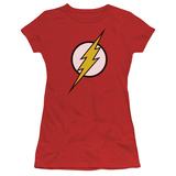 Juniors: Justice League America-Flash Logo