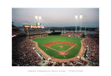 Great American Ball Park, Cincinnati Poster Print
