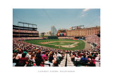 Camden Yards, Baltimore Art Print