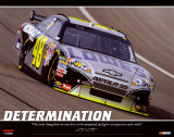 Jimmie Johnson - Determination