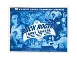 Buck Rogers, 1939