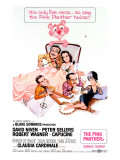 The Pink Panther, Peter Sellers, Robert Wagner, Capucine, David Niven, Claudia Cardinale, 1963