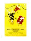 Funny Girl, Barbra Streisand, Omar Sharif, 1968