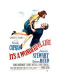 Buy It's a Wonderful Life, Donna Reed, James Stewart, 1946 from Allposters