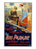 Big Parade, John Gilbert, Renee Adoree, 1925