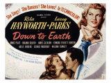 Down to Earth, Rita Hayworth, Larry Parks, 1947