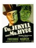 Dr. Jekyll and Mr. Hyde Featuring Fredric March, 1931