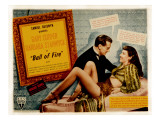 Ball of Fire, Gary Cooper, Barbara Stanwyck, 1941