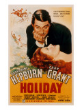 Holiday, Cary Grant, Katharine Hepburn, 1938