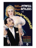 Star of Midnight, William Powell, Ginger Rogers, 1935