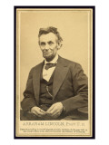 President Abraham Lincoln. Portrait by Alexander Gardner Taken on February 5, 1865