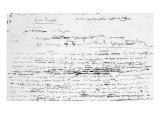 Karl Marx's Manuscript for 'Das Kapital,' 1867