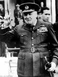 Winston Churchill, 1961