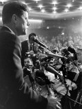 John F. Kennedy, Democratic Convention