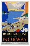 Royal Mail Cruises, Norway