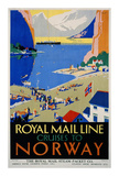 Royal Mail Cruises, Norway