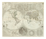 Composite: World or Terraqueous Globe, c.1787