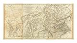 Map of Pennsylvania, c.1776