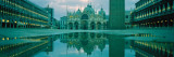 Buy Reflection of a Cathedral on Water, St. Mark's Cathedral, St. Mark's Square, Venice, Veneto, Italy at AllPosters.com