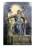 Buy Odin, Supreme God in Norse Mythology at AllPosters.com