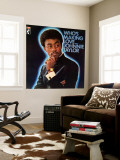 Johnnie Taylor - Who's Making Love Wall Mural