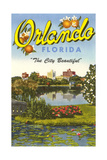 View of Orlando, Florida