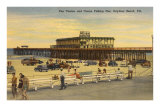 Pier, Casino, Daytona Beach, Florida