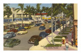 Lincoln Road, Miami Beach, Florida