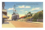 Dock, Key West, Florida