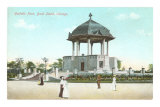 Garfield Park Band Stand, Chicago, Illinois