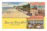 Sun and Sand Club, Key West, Florida