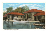 Boat House, Jackson Park, Chicago, Illinois