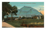 Lincoln Park Conservatory, Chicago, Illinois