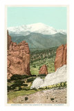 Garden of the Gods, Pike's Peak, Colorado