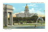 State Capitol, Denver, Colorado