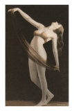 Dancing Woman with Drape