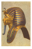 King Tut Funeral Mask, Egypt