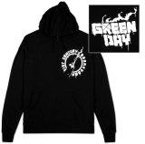 Sweat-shirt à capuche : Green Day, 21st Century Breakdown par Molotov