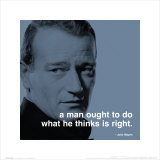 John Wayne: Right