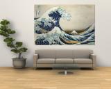 The Great Wave of Kanagawa , c.1829