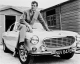 Roger Moore Roger Moore on Set of Film Moonraker 1979 The Persuaders
