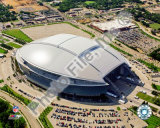 Cowboys Stadium Aerial View