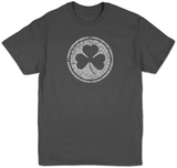 Irish Clover Big Bang Theory - Bazinga Green Lantern Colors Star Wars- Sith Out Of Luck Long Sleeve: Shamrock Suit Costume Tee Guinness - Liverpool Bottle Thin Lizzy - Four Leaf Clover