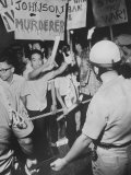Philippine Students Protesting War in Vietnam